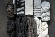 Handwork&Sewing&Printing / Knit crochet sew
