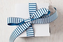 Parties + Drinks + Gift Wrap