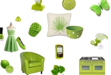 Lime green...allll me! / by Trish Ross Bland