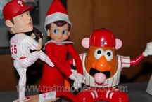 "That Ornery Elf  / All things ""Elf on the Shelf"""