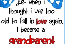 All about grandma and grandpa <3 / by Trish Ross Bland