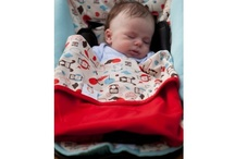 Winter Baby / Warm blankets, winter activities and just cute babies!