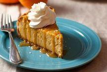 Recipes | Fall + Thanksgiving