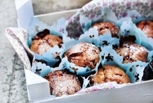 Recipes | Muffins + Loaves + Scones + Savoury