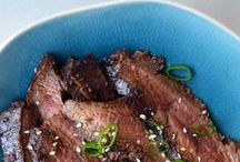 Recipes | Meat + Fish