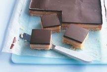 Recipes | Cookies + Bars