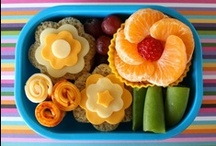 Lexi school lunch and breafast / by Susan Smith Stallsmith