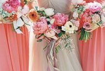 Bouquet Ribbon Treatments / by Cori Cook