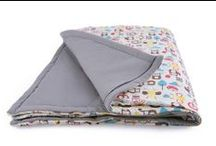 Color Board: Grey / Trends in baby clothes and nursery decor- grey as a neutral.