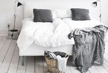 My little house - Bedroom / by Ami Nordstrom