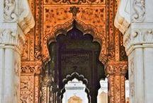 doors, gates, entrances to
