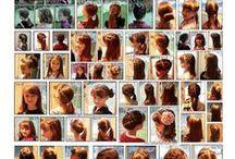 hair / by Susan Smith Stallsmith