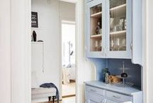 City Living | Nordic / Apartment + Townhouse Style From The Nordic Countries