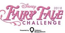 ♕ Disney's Fairy Tale Challenge ♕ / Disney's newest race the Fairy Tale Challenge is a 19.3-mile adventure held over two days, participants will run the Disney Enchanted 10K on Saturday, followed by the Disney Princess Half Marathon on Sunday. Complete both races and earn 3 medals.