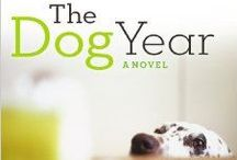The Dog Year  May 2014 Berkley Penguin anngarvin.net / When Lucy Peterman develops a sticky fingered habit to cope with Loss she discovers a band of misfits, dogs, and addicts that both complicate and complete her life.