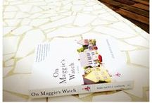 Books Travel Fast! Stop, Drop & Pin it like Flat Stanley!  / Win my next book The Dog Year if you pin On Maggie's Watch in the most exotic local before spring of 2014. Get yer pinning on.