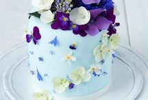 Decorated Cakes / Celebration cakes / by Jing Jing Lin