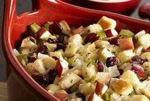 Cranberry Recipes / Cranberry recipes for the holidays.