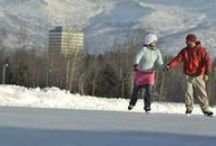 Anchorage: the anchor to an adventurous heart / The place I call home.