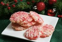 Holiday and Christmas Cookies / A wonderful selection of cookies for a wonderful time of the year.  Enjoy!