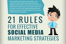 Social Media Marketing / by Ami Nordstrom