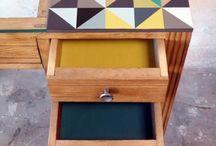 DIY furniture / by Brit R