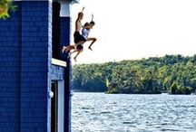 Country Living | LakeHouse + MountainCabin
