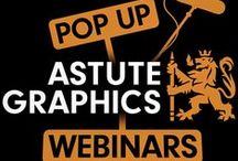 Pop-up Webinars / Not only do you get to learn a great method, tips and tricks but you also have the opportunity to ask questions live. Take the opportunity to find out anything about our plug-ins (and Illustrator in general) or even provide feedback and suggestions. Participate to make the most of your Illustrator!