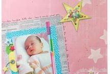 Scrapbooking pregnancy & newborn