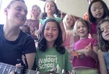 Writing with Children / Songwriting and more with children.