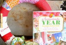 Faith-Made Year Resources / These are resources mentioned in the eBook A Faith-Made Year: Intergenerational Curriculum based on A Homemade Year: The Blessings of Cooking, Crafting, and Coming Together by Jerusalem Jackson Greer