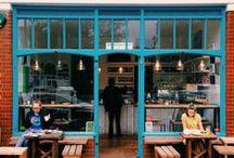 City Living | Eat + Drink + Shop