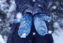 Winter + Christmas | Blue