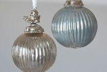 Winter + Christmas | Silver + White + Grey