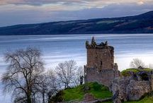 World | Scotland + Ireland