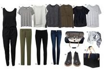Me - The Capsule Wardrobe / My style. Ideally.