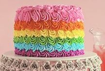Party Time: Cakes and Party Inspiration