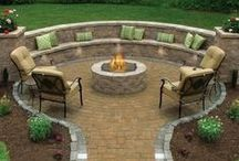 Patio and Outdoors / by Maren Nelson