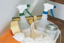 Cleaning etc Tips / by Irene K
