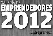 Emprendedores 2012