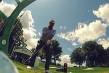 Behind The Scenes On Tour / Photos from inside the ropes at PGA Tour events. / by Callaway Golf