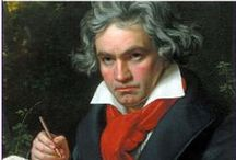 Beethoven for Kids | Biography, Free Sheet Music, Worksheets / Learn about Ludwig van Beethoven with this Collection of Free Resources, including Biographies, Free Sheet Music, Worksheets, Videos, etc. / by MakingMusicFun.net