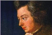 Mozart for Kids | Biography, Lessons Plans and Sheet Music / Learn about Wolfgang Amadeus Mozart with this Collection of Free Resources, including Biographies, Free Sheet Music, Worksheets, Videos, etc.  / by MakingMusicFun.net