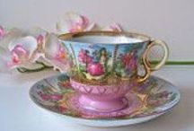 Tea Pots and Pretty Cups / Useful and beautiful