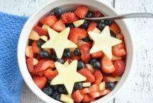 Patriotic Ideas: Recipes, Crafts, Decor, Fashion / by Texas Type A Mom