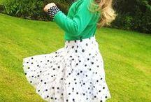 kleding en patronen voor kids