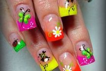 Nails / by Shelly Almaguer Weaver