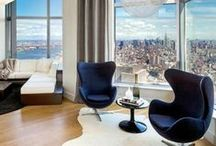 Luxury Home & Interiors / by DuJour Magazine