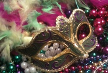 Mardi Gras Fun / Festive expressions of celebration for Mardi Gras, which is February 28th this year!
