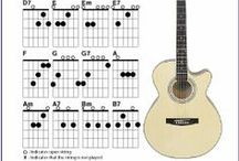 Free Guitar Sheet Music / Free Printable Guitar Sheet Music for Beginning-Intermdiate Guitar Students / by MakingMusicFun.net